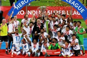 ISL final 2018: Chennaiyin FC beat Bengaluru FC, become two-time...