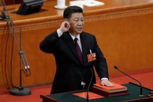 Xi Jinping reappointed as China's president with no term limits