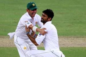 Sohail Khan, Yasir Shah involved in hilarious incident in Pakistan...