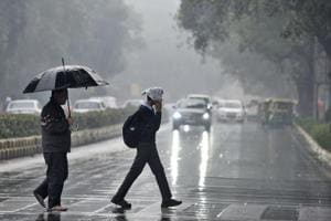 Rain in Delhi next week may bring relief from 'unusually' hot March:...