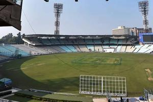 Eden Gardens to host Indian cricket team's lone T20 against West...
