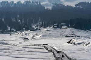 Medium danger avalanche warning issued in J-K