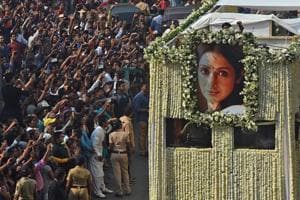 There will never be another Sridevi, will always regret not...