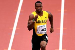 Yohan Blake sees Commonwealth Games as step to build on Usain Bolt's...