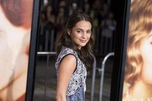 I freaked out: Lara Croft's Alicia Vikander on quitting Instagram