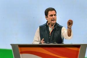 Message from Rahul Gandhi's plenary address: The new Congress gets...