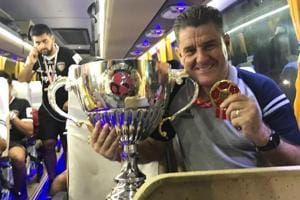 Chennaiyin FC coach John Gregory's contract extended by a year