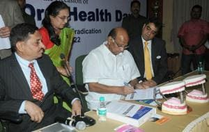Fight against oral cancer: NCP chief vows to raise issue in Parliament...