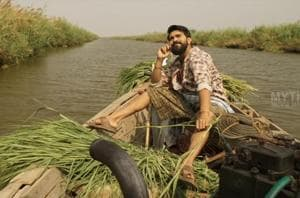 Rangasthalam trailer:Ram Charan-Samantha Akkineni starrer has the...
