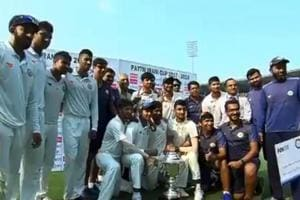 Vidarbha claim Irani Cup, complete first-class double
