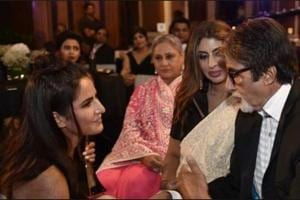 Amitabh, Abhishek Bachchan share adorable pics with Shweta Bachchan on...