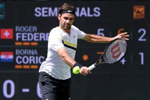 Roger Federer survives scare, to face Juan Martin Del Potro in Indian...