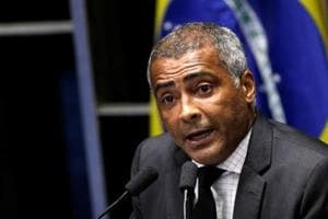 Former football star Romario launches bid to be governor of Rio de...
