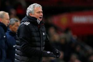 Jose Mourinho slams Manchester United's 'lack of personality and...