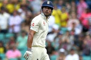 Alastair Cook contemplated England retirement during Ashes 2017-18