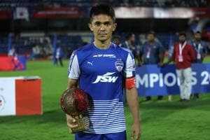 Sunil Chhetri named 'Hero' of Indian Super League, Ferran Corominas...