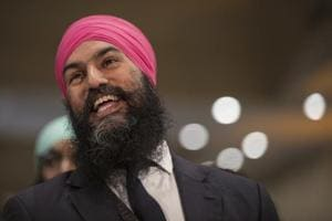 Jagmeet Singh faces criticism for pushing Canada's parliament to give...