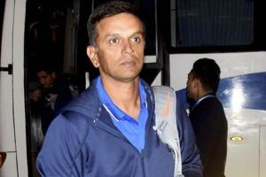 Rahul Dravid files police complaint against Bengaluru firm for Ponzi...