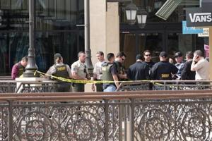 Gunman kills ex-wife at California mall, wounds self: Police