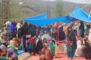 J-K government says will take care of two sisters injured in LoC...