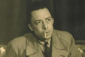 Albert Camus notes that writers attract criticism whether they speak or not, stressed they cannot – and should not – remain aloof.