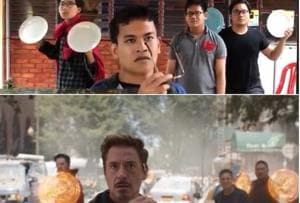 These kids made a low budget Avengers: Infinity War trailer and now...