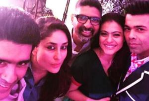 Karan Johar's 75th birthday bash for mom Hiroo has Kajol, Kareena...