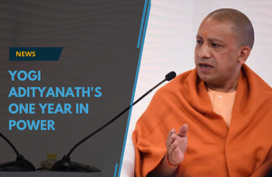 Yogi Adityanath completed one year as the Chief Minister of Uttar...