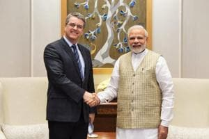 WTO chief Roberto Azevêdo calls on PM Modi after ministerial meet