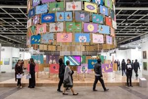 Indian galleries to make presence felt at Hong Kong Art Basel fair...