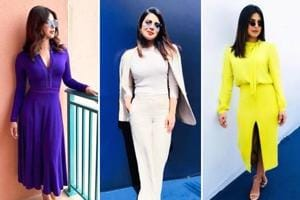Priyanka Chopra's Dubai style: Four ways to wear the monochrome trend...