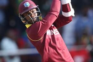 ICC World Cup qualifier: Marlon Samuels guides West Indies to victory...