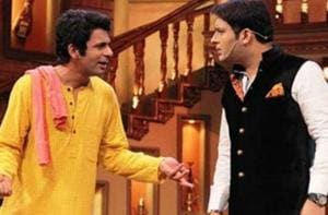 Kapil Sharma's salvo at Sunil Grover: I am a dumb emotional, you know...
