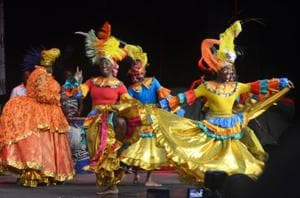 African arts extravaganza in Ivory Coast highlights tales of...