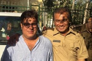 Tigmanshu 'shoots' for UP police
