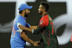 Rohit Sharma praises Bangladesh's 'fearless cricket' after Nidahas...