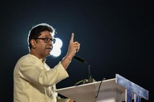 MNS chief Raj Thackeray lashes out at Modi, CM in Mumbai