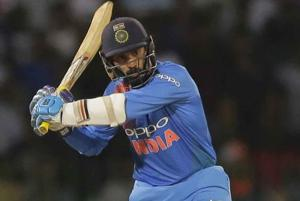 Dinesh Karthik was upset when he was demoted to No.7: Rohit Sharma