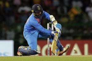 Dinesh Karthik's heroics in Nidahas Trophy final celebrated by cricket...