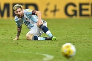 Lionel Messi desperate for FIFA World Cup success