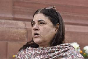 Maneka Gandhi's plan to punish NRI husbands who desert their wives...
