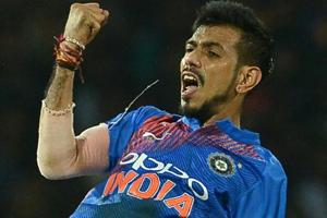 Yuzvendra Chahal, Washington Sundar climb in ICC T20 rankings after...