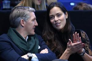 Ana Ivanovic, Bastian Schweinsteiger announce birth of son