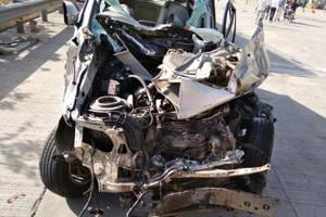 4 AIIMS doctors injured in Yamuna Expressway crash stable