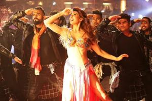 Baaghi 2 song Ek Do Teen: Jacqueline Fernandez pays tribute to Madhuri...
