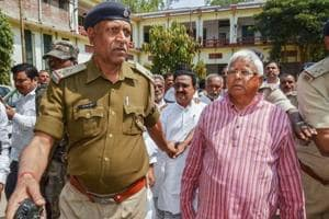 Fodder scam: Lalu Prasad found guilty in Dumka treasury case, quantum...