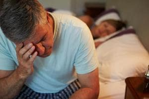 Sleep-deprived men are at greater risk of developing Type 2 diabetes....