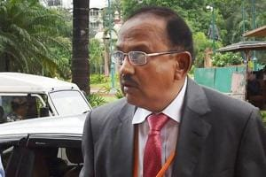 NSA Ajit Doval heads for Washington to get India-US 2+2 dialogue back...