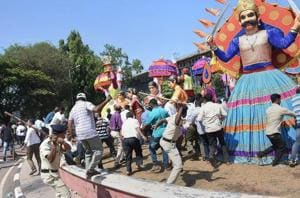 Goa: Stir against mining ban intensifies, police baton charge...
