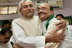 Will not compromise with politics that divides society, says Nitish...